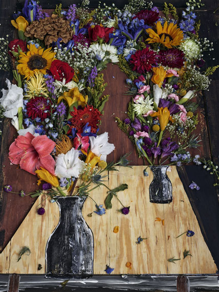 Flowers for Lisa #29, 2016©Abelardo Morell/Courtesy of Edwynn Houk Gallery, New York