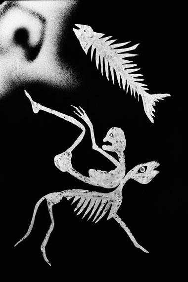Ghostriding, 2011 © Roger Ballen, Courtesy Hamiltons Gallery, London