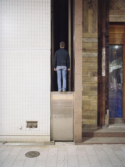 "Sebastian Stumpf: ""Sukima"", #11, aus 28-teiliger Serie, 2009, C-Print, 48 x 36 cm© Sebastian Stumpf, Courtesy Galerie Thomas Fischer"