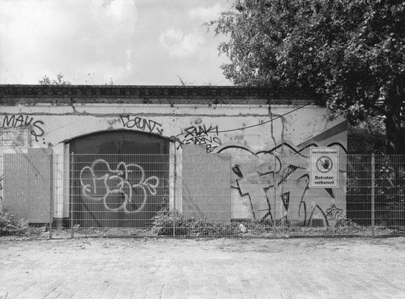 André Kirchner: Bahnbogen 51/50, 2014