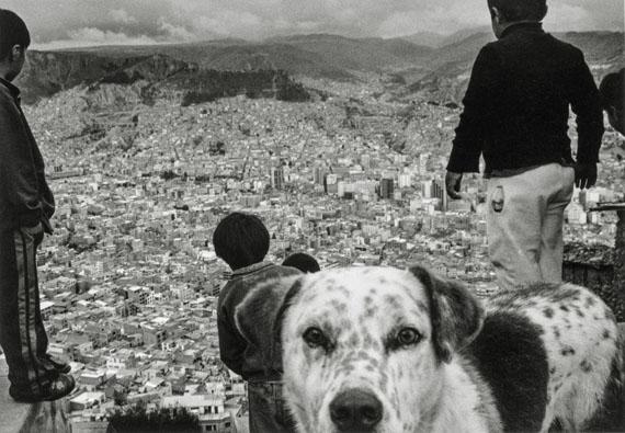 Frank Gaudlitz: La Paz, Bolivia, 2006