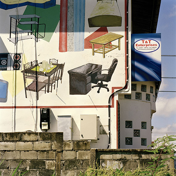 Cityscape #1 Paramaribo © 2008 Jacquie Maria Wessels