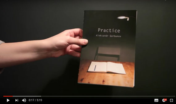 Video block: FLIP Photobook Award