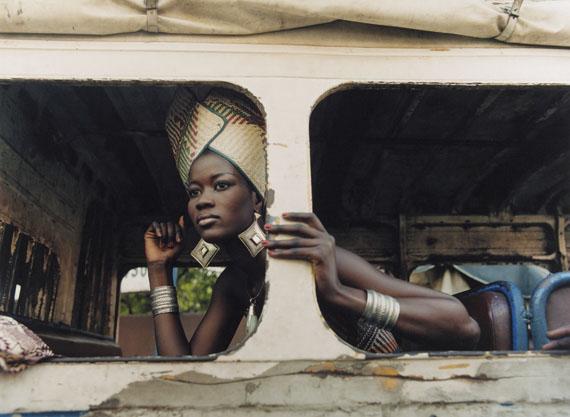 Sibylle Bergemann, Dakar, 2001/2017, archival pigment print (Hans Ruh), 31,8cm x 43,6cm; Edition of 8 + 2AP© Nachlass Sibylle Bergemann; Ostkreuz / Courtesy Kicken Berlin and Loock Galerie