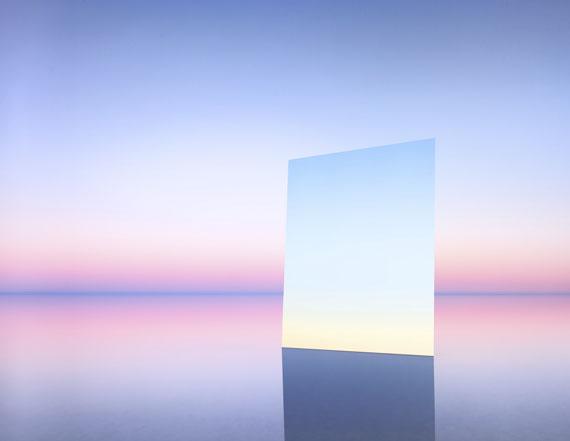 Mirror 12, 2017 © Murray Fredericks