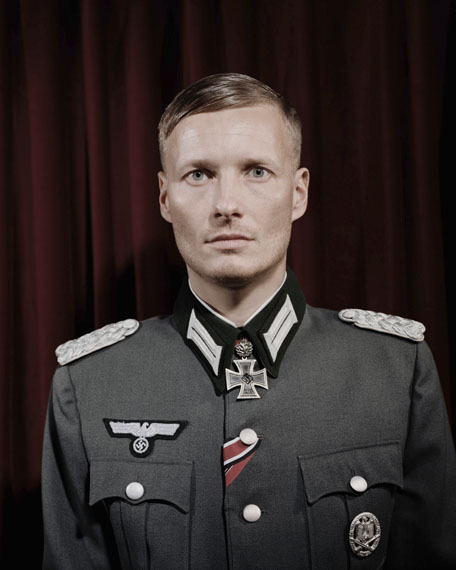 Andreas Mühe: Stephan I, 2012, aus der Serie: Obersalzberg © VG Bildkunst Bonn 2017