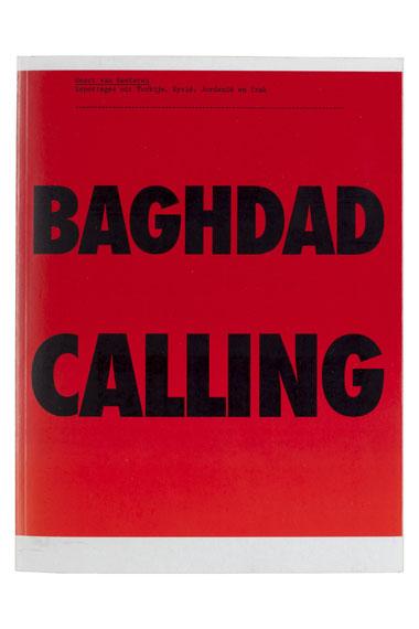 """Geert van Kesteren: """"Baghdad Calling"""", 2008 © Geert van Kesteren"""