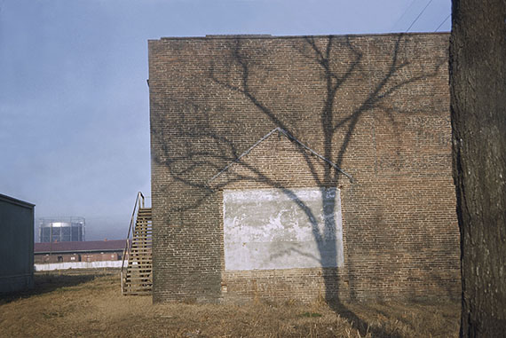 Shadow of Tree, State of Georgia, USA, 1954, Archival Pigment Print, Edition of 8, 46 x 31 cm, signed and stamped by estate, © Werner Bischof