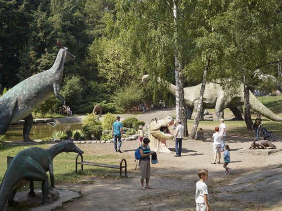 Simon Roberts: Silesia Park, Chárzow, Poland, 2015 (opened 1955)