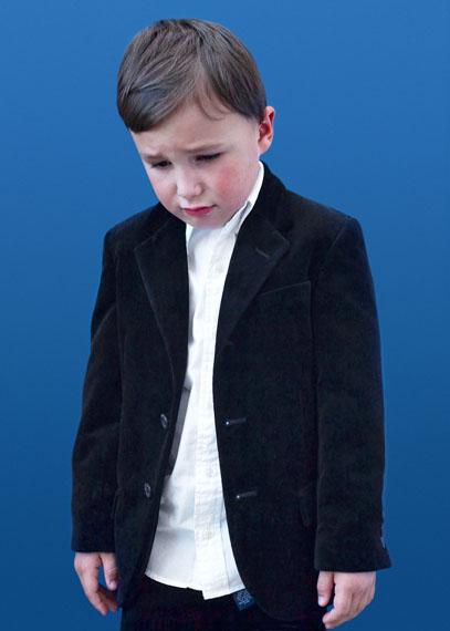 Karsten Thormaehlen: Benjamin, aus der Serie London Kids, London 2010Inkjet auf Hahnemühle Papier, 30 x 40 cm © Karsten Thormaehlen