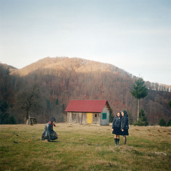Then the sisters made their guest and his horse known to all the wild beasts, from the series Youth Without Age, Life Without Death © Laura PANNACK