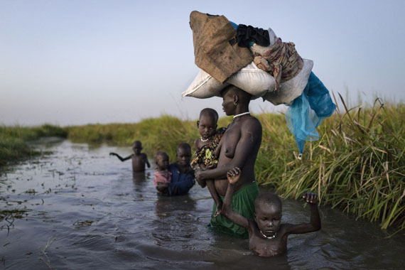 Südsudan, 2015 © Dominic Nahr