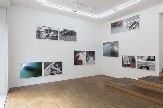 Barbara Probst: installation view