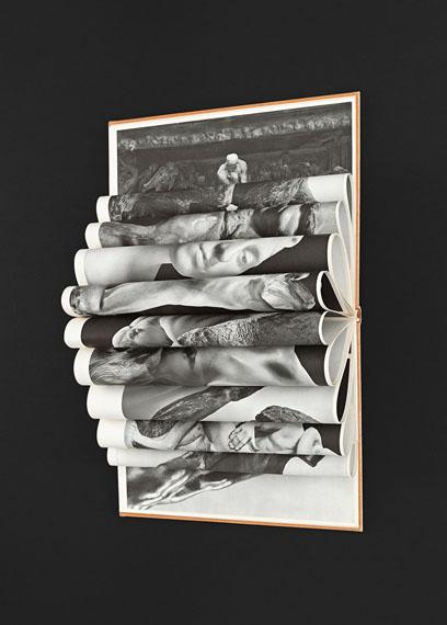 Samuel Henne: untitled (Rodin), (2013), aus musée imaginaire (ongoing work), 140 x 100 cm, Fine Art PrintCourtesy der Künstler und Galerie FeldbuschWiesnerRudolph, Berlin