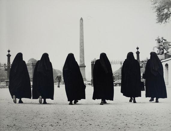 Place de la Concorde, Paris, 1957 © Neil Libbert, Courtesy Michael Hoppen Gallery