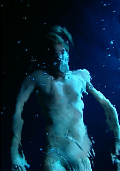 Bill Viola: The Messenger, 1996