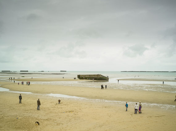 Gold Beach, Item Green. May 2, 2015, 4:38pm. 11°C, 76% RELH, Wind E, 10 Knots. VIS: Fair, Overcast Clouds.© Donald Weber