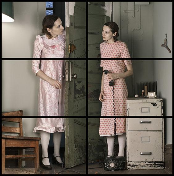 Doppelgänger 11.07.08, Die Doppelgänger © Cornelia Hediger