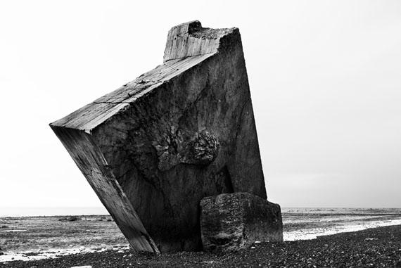 © Stephan Vanfleteren, Atlantic Wall, Quiberville, 2014
