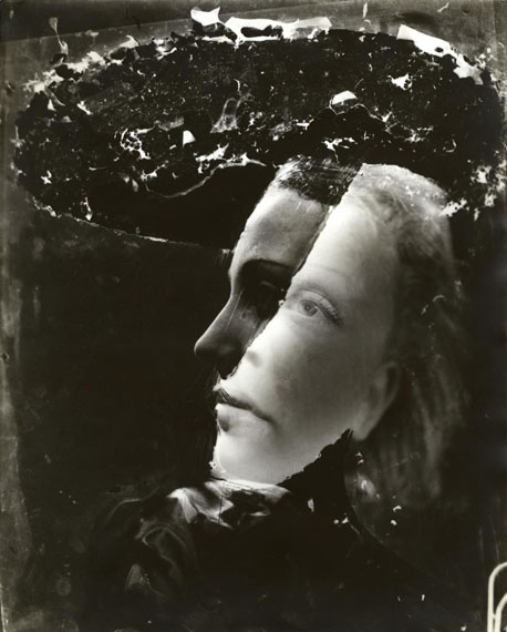 Dora Maar, Double Portrait, Paris, 1936
