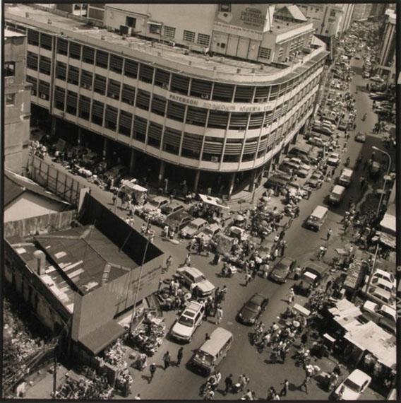 Akinbode Akinbiyi, Broad Street, Lagos Island, Lagos, ca. 2002