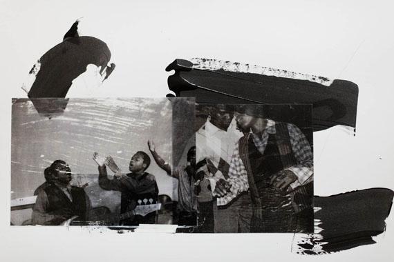 © Gabriele Stabile, Dance, dance, dance, 2007, serie Til The Sun Turns Black, courtesy Le Magasin de Jouets