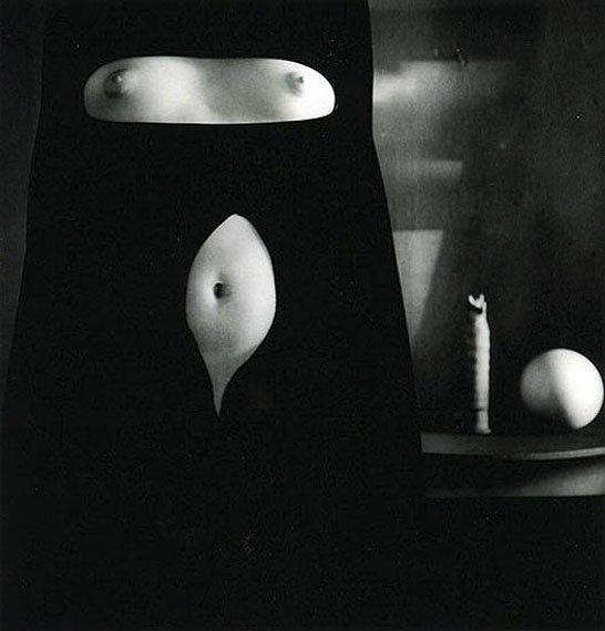 Karin Székessy: Two cut outs, 1971