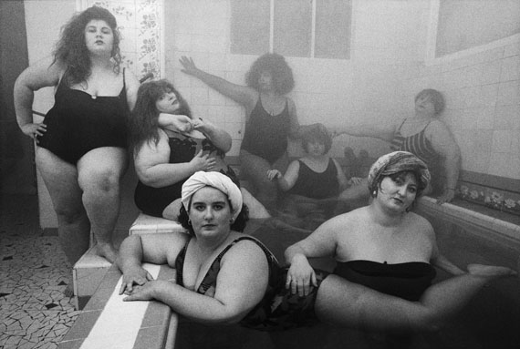 William Klein, Club Allegro Fortissimo, Paris 1990