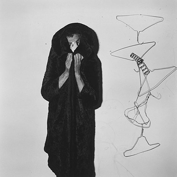 Roger Ballen: Birdwoman, 2003