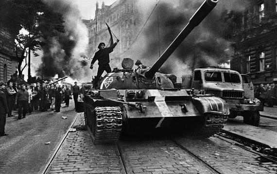Tschechoslowakei, 1968© Josef Koudelka / Magnum Photos