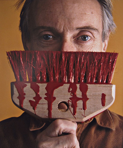 Abe Frajndlich: Roy Lichtenstein, 1985
