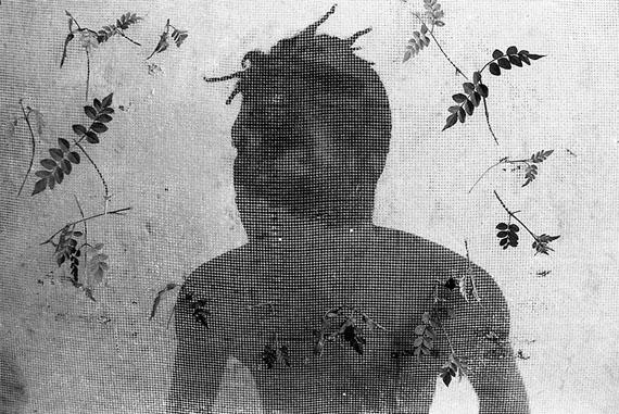 Juan Carlos Alom (CUB, *1964)Mochi, from the series Special Period, 1991Silver gelatin print, 30,6 x 23 cm