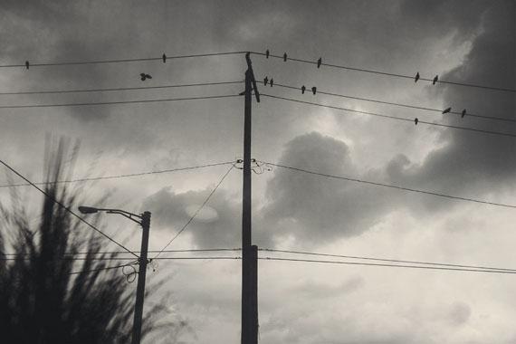 Markus Henttonen: Waiting, 2014, archival pigment print, 60 x 80 cm