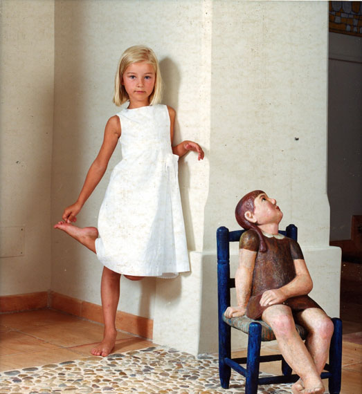 Katharina Mayer: Familie Hartmann, Enkelin, Mallorca, 2006