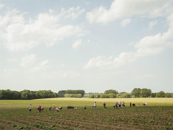"""Peter Bialobrzeski: Bei Wismar, 2012. Aus der Serie: """"Die zweite Heimat"""", 2011-2016 © Peter Bialobrzeski"""