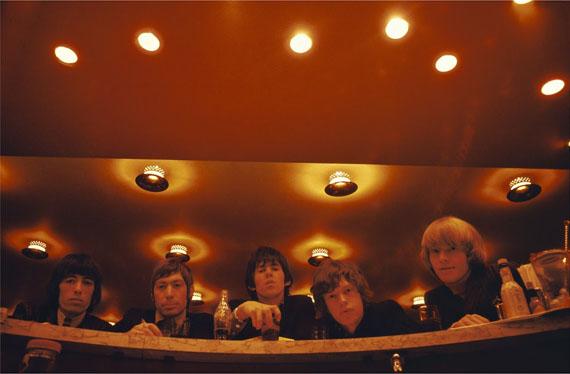 Jean-Marie Périer. The Rolling Stones. Los Angeles, December 1965© Jean-Marie Périer / Photo12