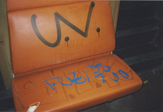 Fuzi: Ma Ligne, 1996/2001© Fuzi