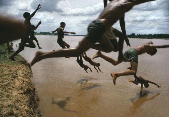 Bruno BarbeyThe Amazon River, Leticia, Amazonas, Brazil, 1966© Bruno Barbey / Magnum Photos