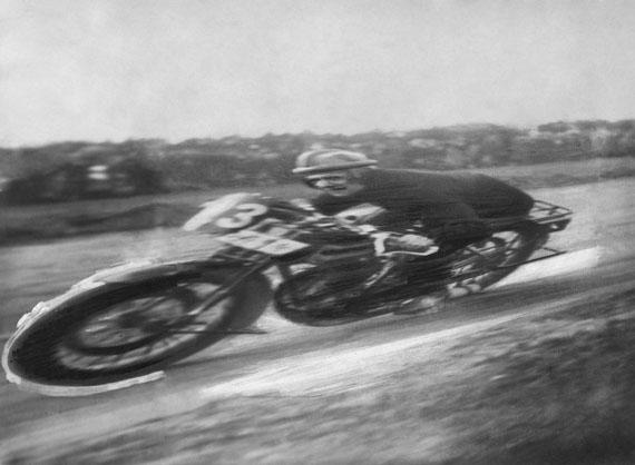 Das Schnelligkeitsgespenst, 1924 © ullstein bild collection