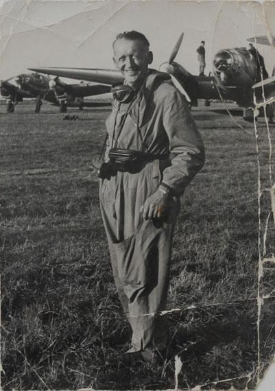 Willi Ruge, 1939. Fotograf unbekannt, Courtesy: Privatsammlung