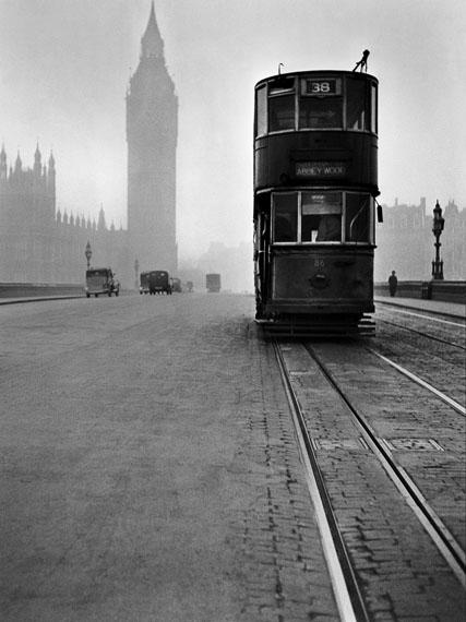 © René Groebli, London, #1201, 1949 / Courtesy Johanna Breede PHOTOKUNST