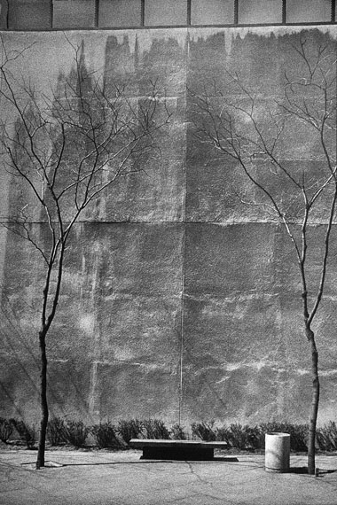 © René Groebli: NY Melancholia (No. 732), New York, 1978