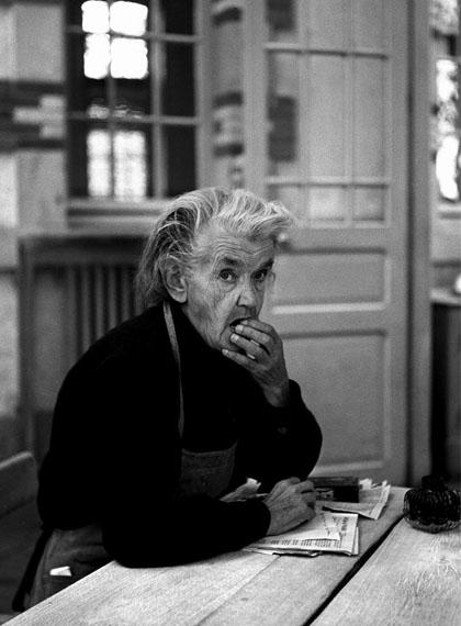 Sabine Weiss: Centre de la France, 1953