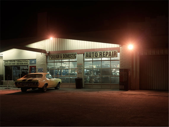 Josef Hoflehner : Super Sport, Los Angeles, California, 2014 – 110 x 150 cm – Edition 1/9