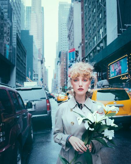 Lou in New York I, 2016 © Elizaveta Porodina