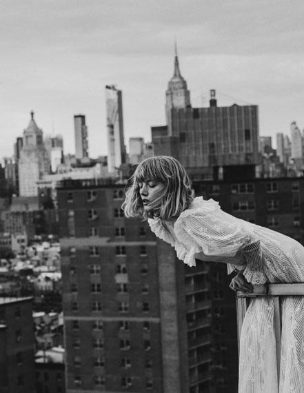 Lou in New York III, 2016 © Elizaveta Porodina