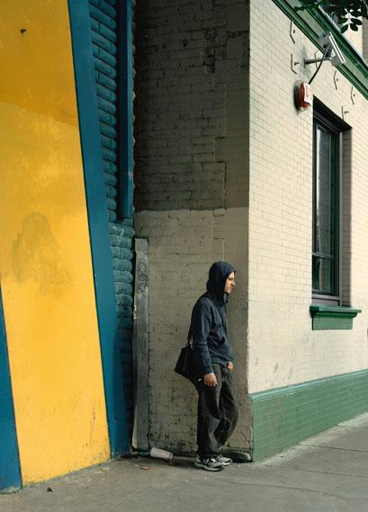 © LISE SARFATI .oh man.phg16 _ 2012. Archival Pigment Print.Courtesy La Galerie Particulière, Paris-Bruxelles