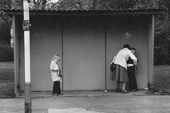 """Dieter Leistner: aus der Serie """"Haltestellen"""", Dortmund 1978"""