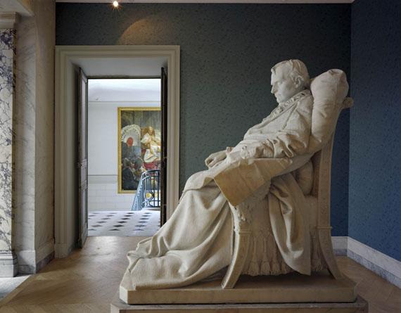 © Robert Polidori, Les Derniers Jours de Napoleon, Versailles, 2005