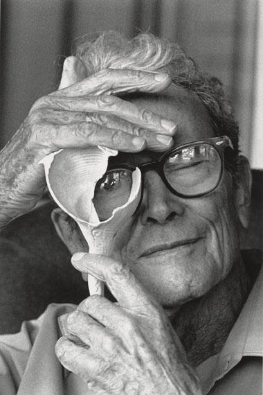 Nomi Baumgartl: The Naturalist's Eye, Andreas Feininger, New Milford 1989© Nomi Baumgartl